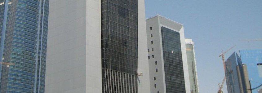 Facade cladding systems Al faisal tower doha