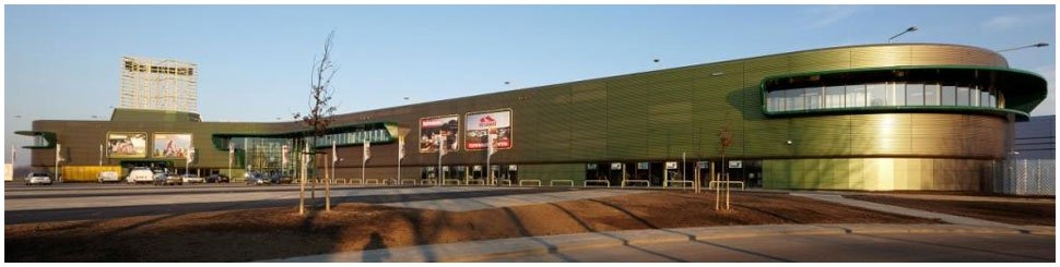 architectural facade panels and louvre systems vrijbuiter roermond by AFS international