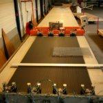 honeycomb stretcher for aluminium architectural honeycomb cladding panels - architectural facade solutions