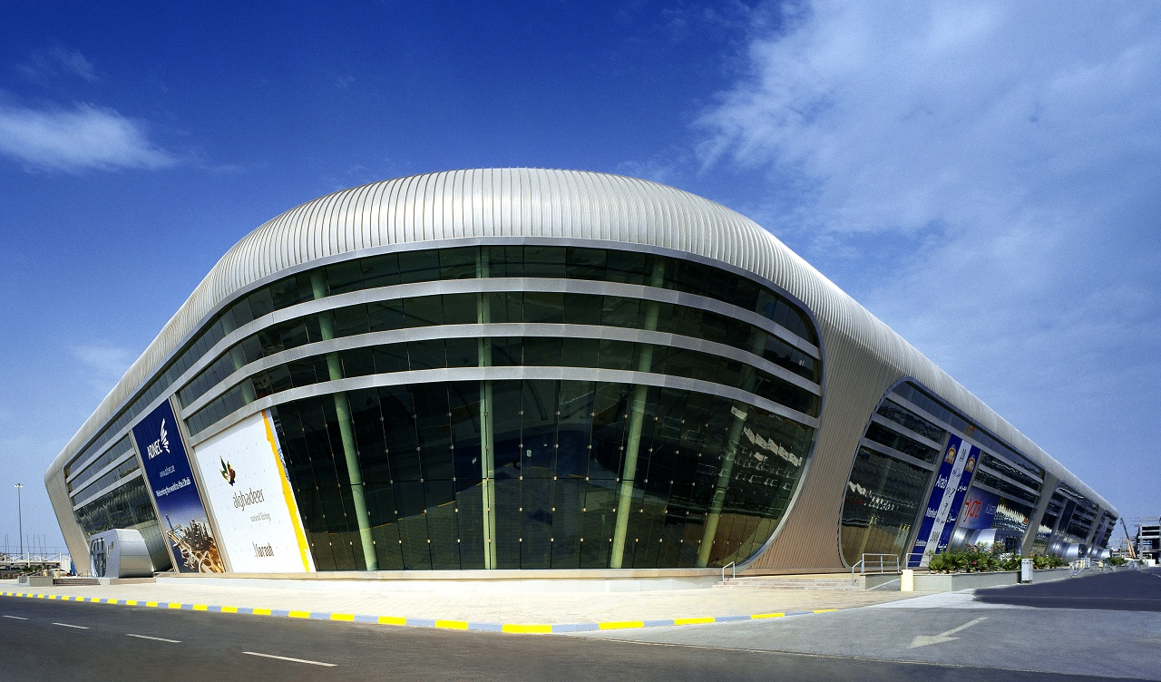 Abu Dhabi National Exhibition Centre