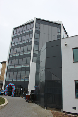 Architectural cladding panels by AFS International