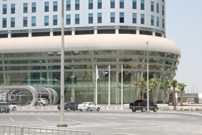Abu dhabi national exhibition centre afs international for Hispano international decor llc abu dhabi