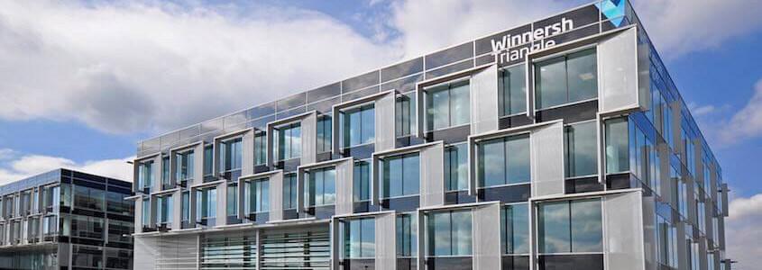 Architectural panels winnersh UK by AFS international