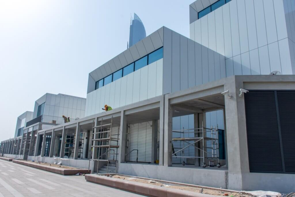 Jameel Art Centre Dubai