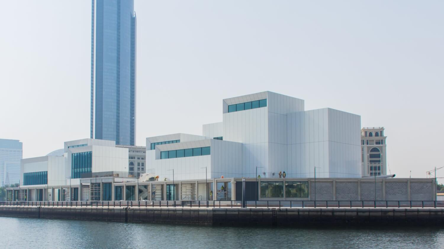 Jameel Art Centre Dubai