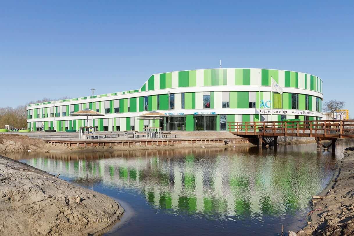 VMBO school in Groningen