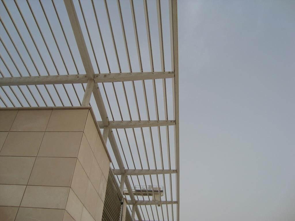 Lusail Carpark Doha