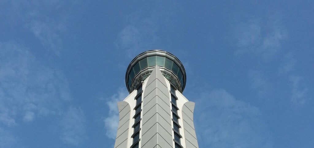 Air Traffic Control Tower Muscat